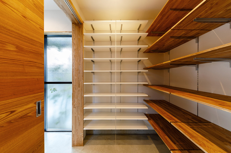 一級建築士事務所haus Scandinavian style dressing room