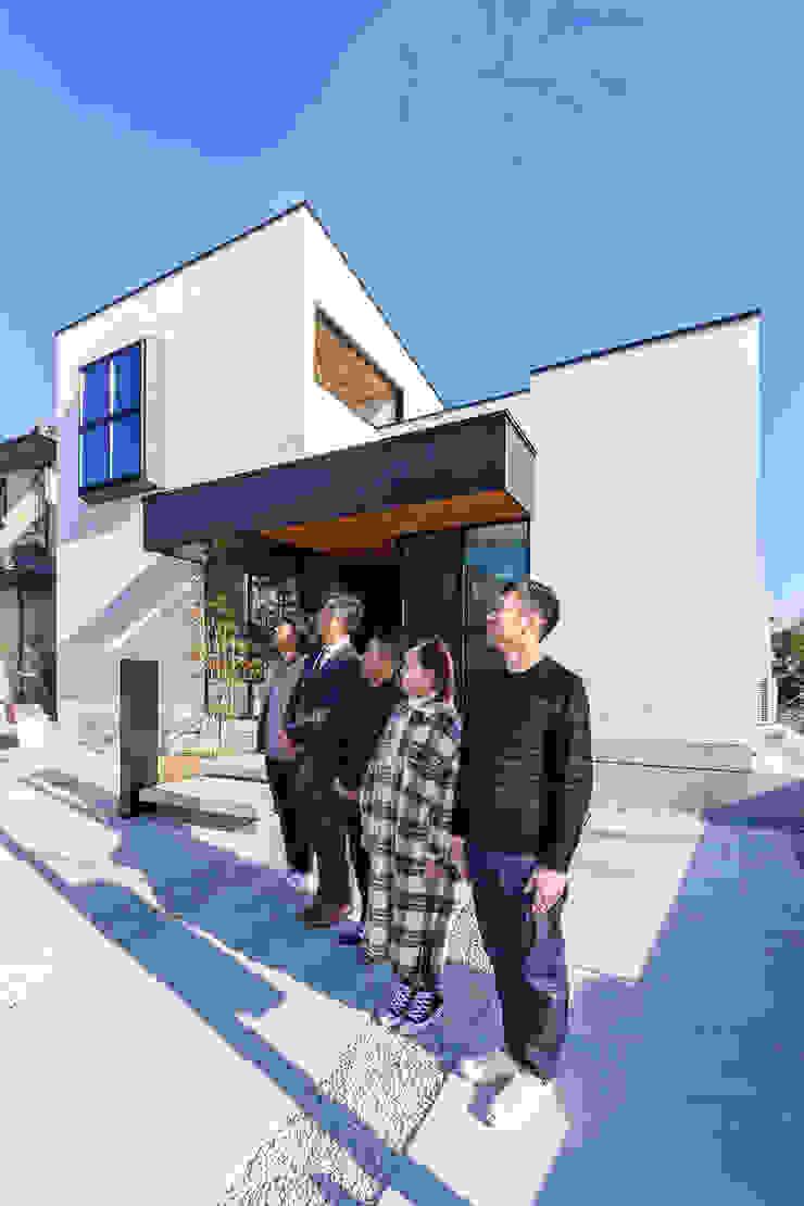 一級建築士事務所haus Wooden houses