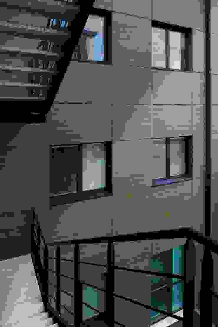 Green Park1-Bourgoin-Jallieu ADskillphotos Espaces de bureaux modernes