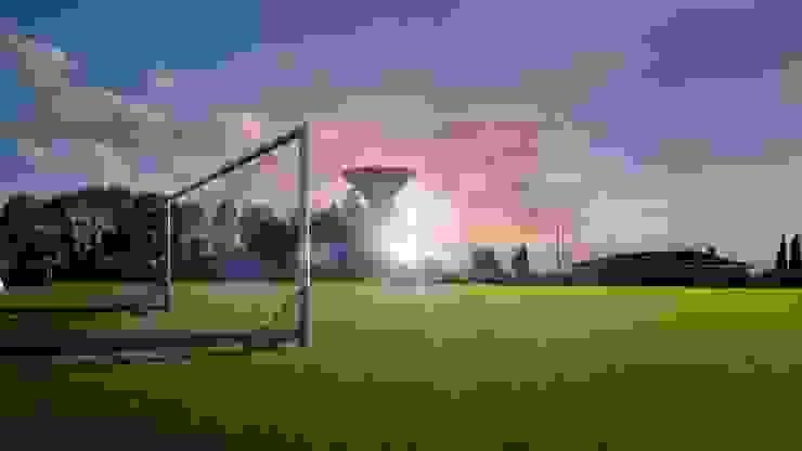 Colombier Saugnieu Stades modernes par ADskillphotos Moderne