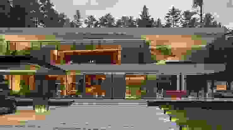 Suiten7 Villas Concrete Grey
