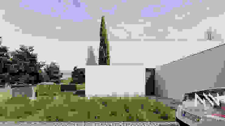 Habitação PC Casas modernas por ARTEQUITECTOS Moderno