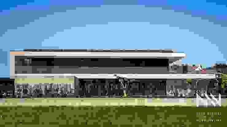 Habitação MS Casas modernas por ARTEQUITECTOS Moderno