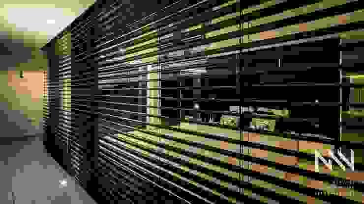 Habitação MS Quartos modernos por ARTEQUITECTOS Moderno