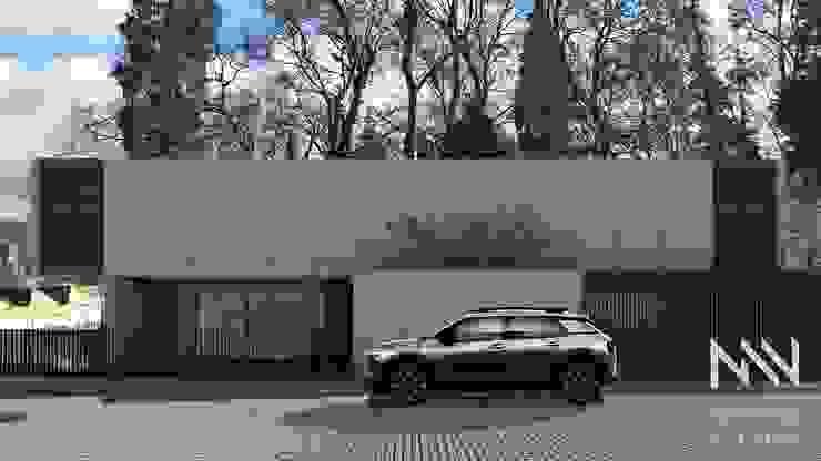 Habitação QE IF L1 Casas modernas por ARTEQUITECTOS Moderno