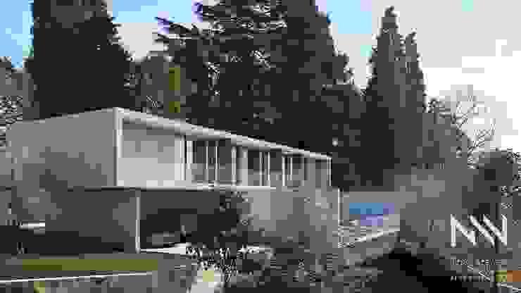 Modern Garden by ARTEQUITECTOS Modern