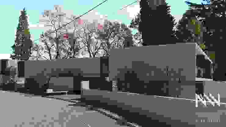 Modern Houses by ARTEQUITECTOS Modern