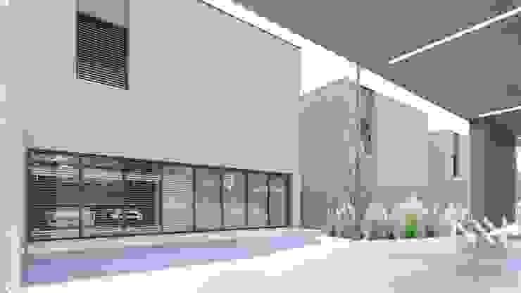 Urgeses Urbanização Casas modernas por ARTEQUITECTOS Moderno