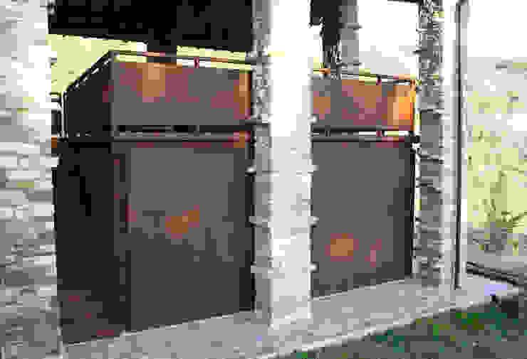 by Architetto Luigi Pizzuti Industrial Iron/Steel