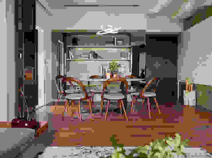 萬·花·園 根據 只設計部室內裝修設計工程有限公司 現代風