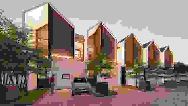 Amaranta Residence – 2nd phase Oleh Studio Benang Merah Modern