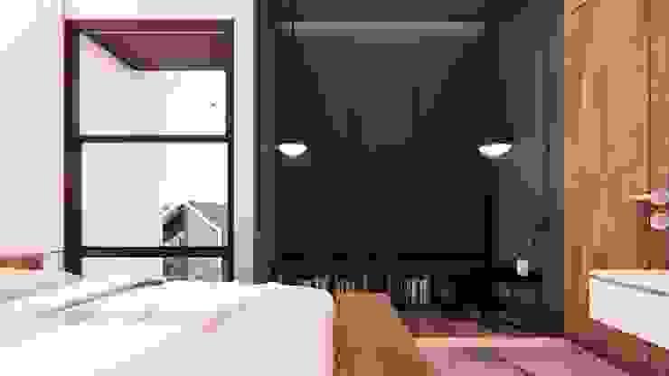 Amaranta Residence – 2nd phase Kamar Tidur Modern Oleh Studio Benang Merah Modern