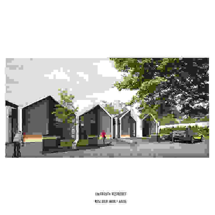 Amaranta Residence – 1st phase Oleh Studio Benang Merah Minimalis