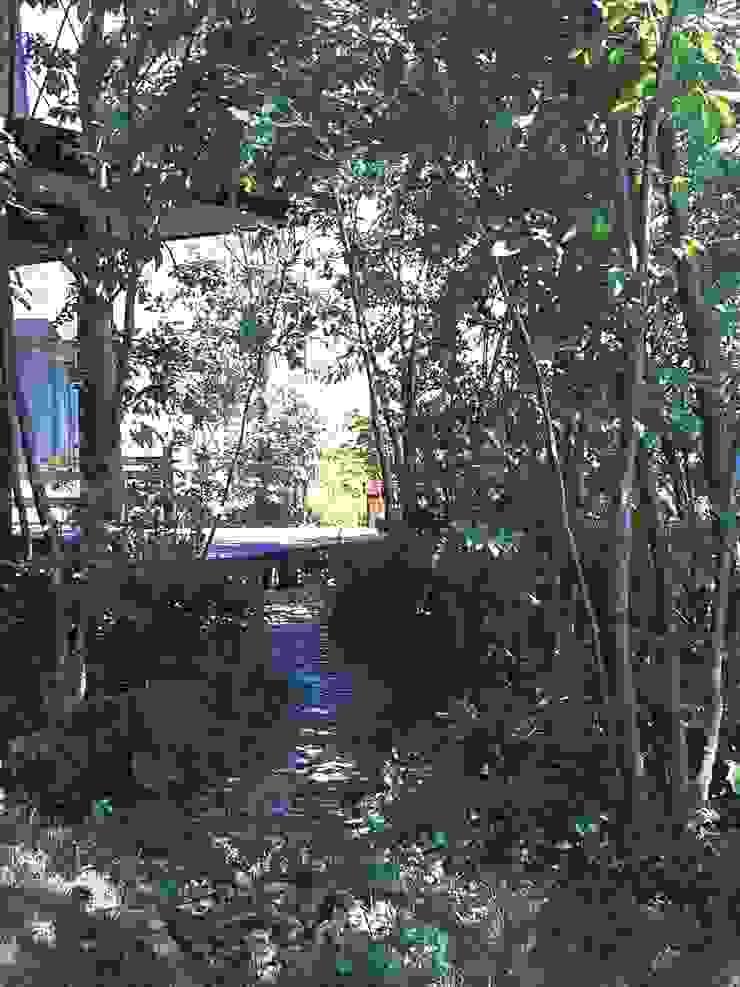 庭 遊庵 Eclectische tuinen