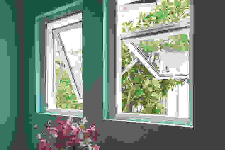 木製サッシ DANSK DESIGN《ダンスクデザイン》 北欧スタイル 窓&ドア 木 白色
