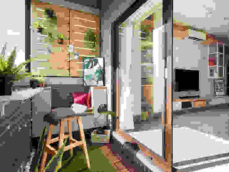 新世紀特區 根據 榯榯空間設計/和倫營造有限公司 北歐風