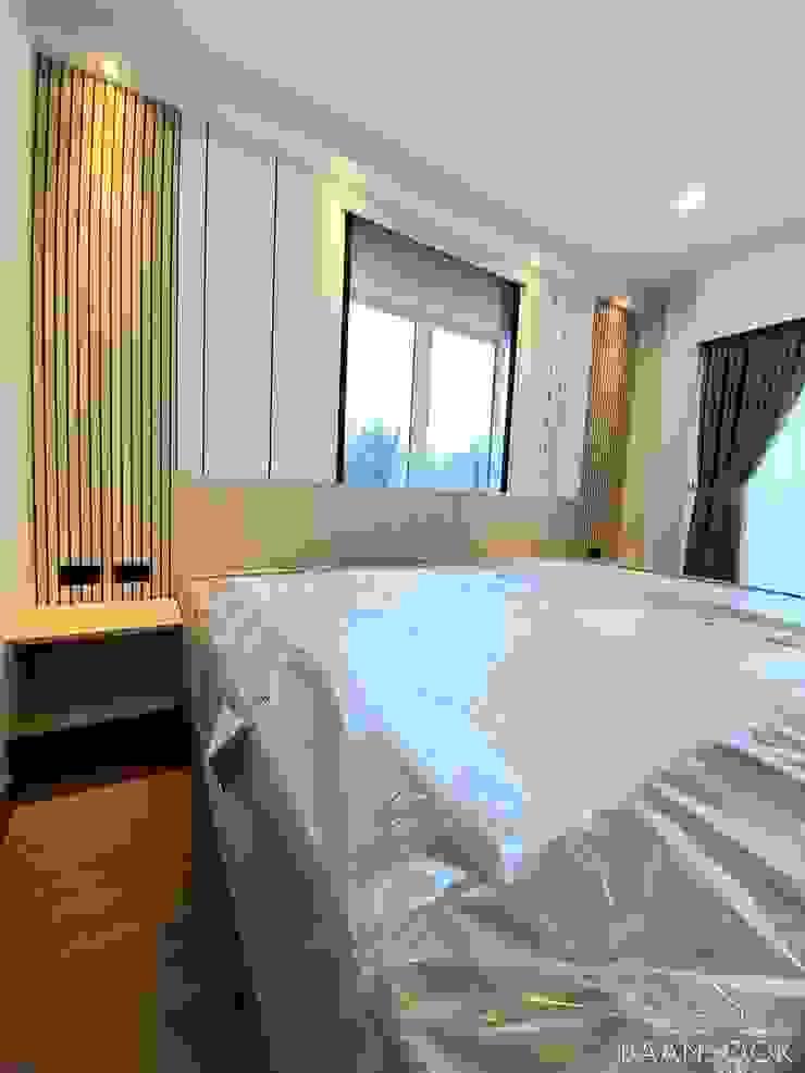 บ้านคุณพลอย พระราม3 BAANSOOK Design & Living Co., Ltd. ตกแต่งภายใน