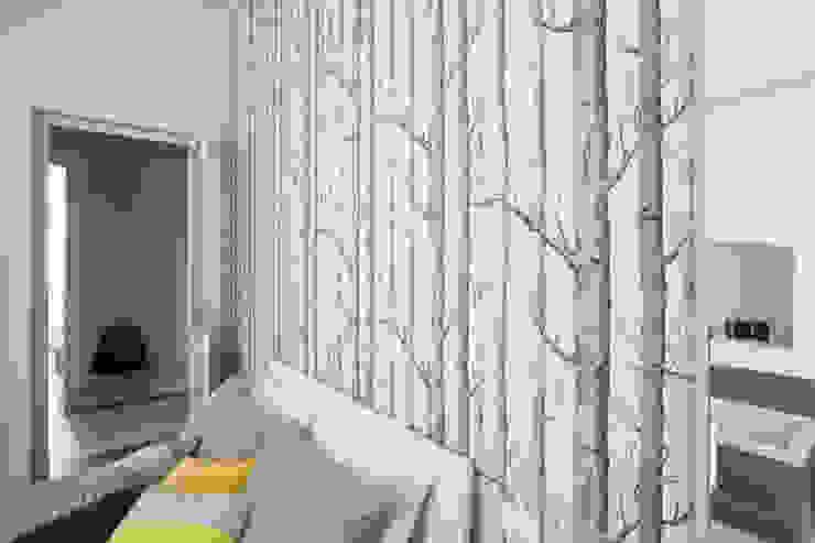 Camera da letto Camera da letto moderna di Matteo Magnabosco Architetto Moderno