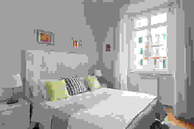 Grippo + Murzi Architetti Modern style bedroom