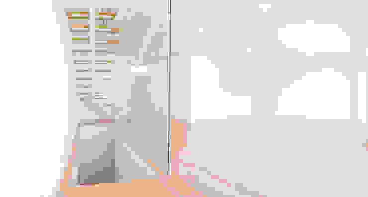 Decor-in, Lda Moderne Schlafzimmer Glas Weiß