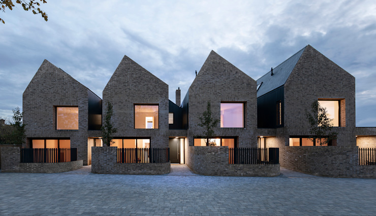 Woodside Mews by TAS Architects Modern