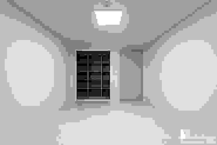 작은방 클래식스타일 침실 by 곤디자인 (GON Design) 클래식