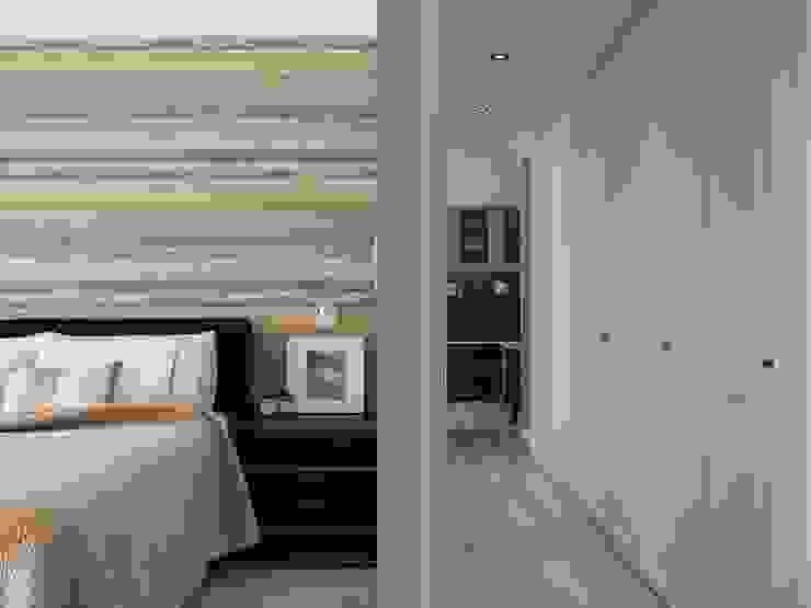 療癒系美式宅邸 根據 陶璽空間設計 隨意取材風