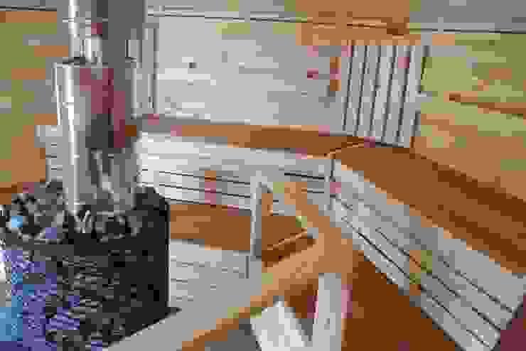 DEKALUX Garden Furniture Wood Brown
