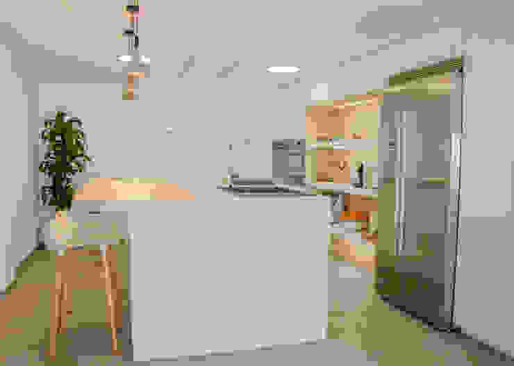 Cafran Cocinas Modern kitchen