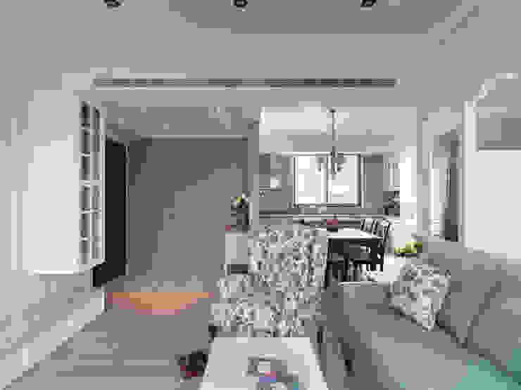 陶璽空間設計 Interior landscaping Blue