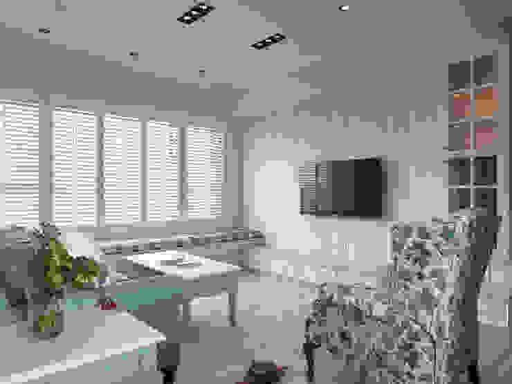 陶璽空間設計 Walls & flooringWallpaper