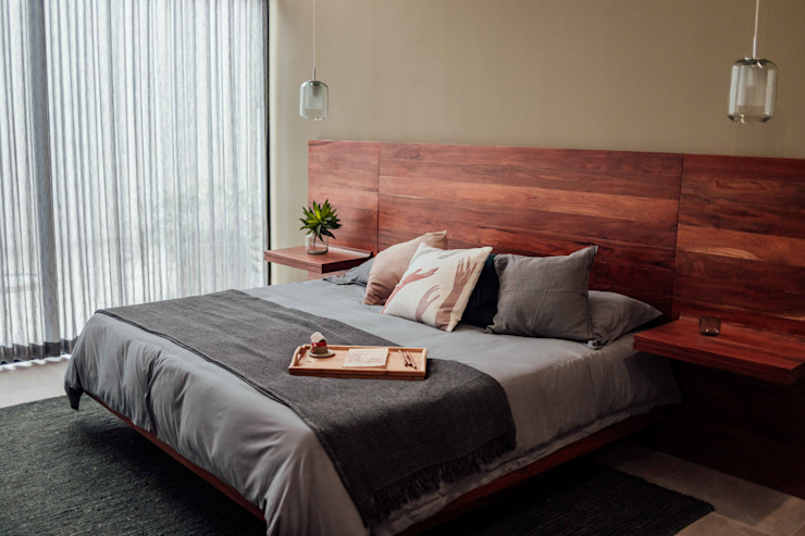 TocoMadera Modern style bedroom