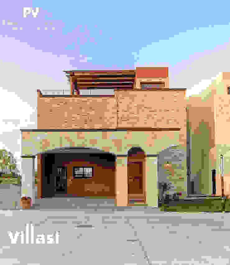 식민지스타일 주택 by VillaSi Construcciones 콜로니얼 (Colonial)