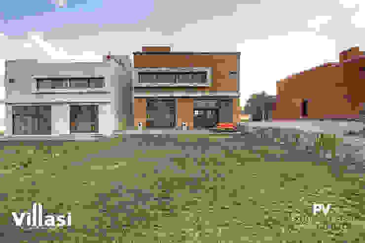 by VillaSi Construcciones 콜로니얼 (Colonial)