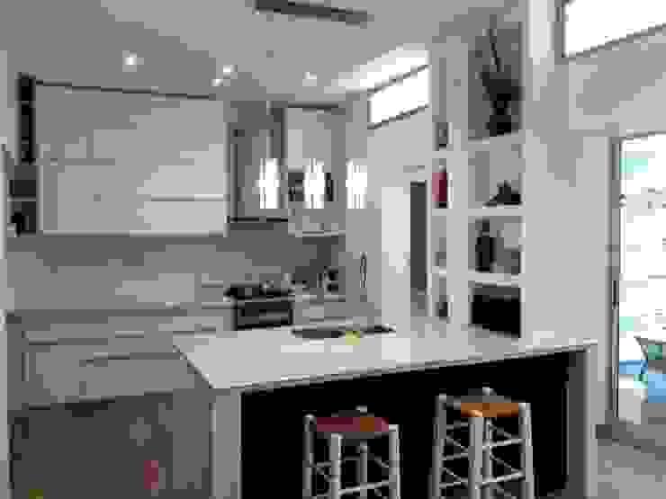 Cocina Ocho Zima Arquitectura