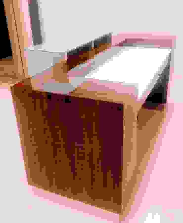 Office/store counter bergaya modern dan eksklusif :modern  oleh DSM, Modern