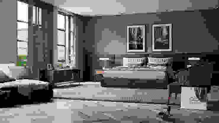 Quarto suite Alpha Details Quartos minimalistas