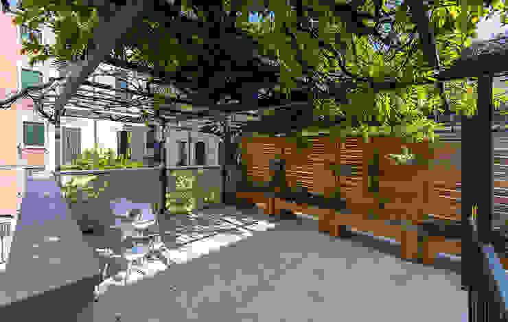 Terrazzo Idea Design Factory Hotel moderni