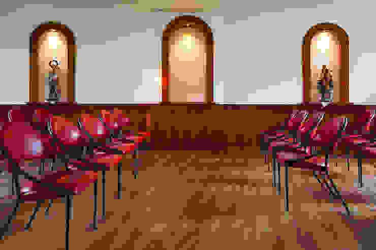 Oratorio Salas de estilo minimalista de ENSAMBLE de Arquitectura Integral Minimalista