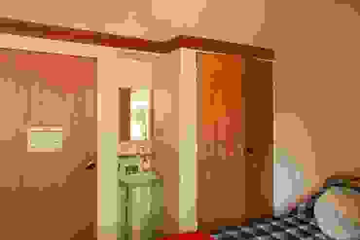 Habitaciones Habitaciones de estilo minimalista de ENSAMBLE de Arquitectura Integral Minimalista