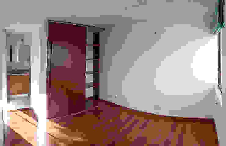 Habitación Antes de ENSAMBLE de Arquitectura Integral