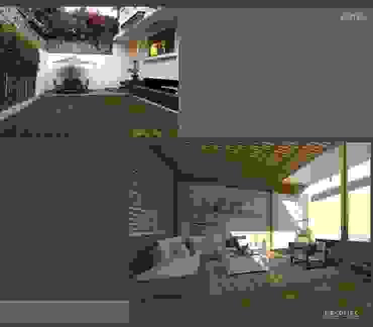 Casa en CDMX. de HR® By Natalia Jiménez