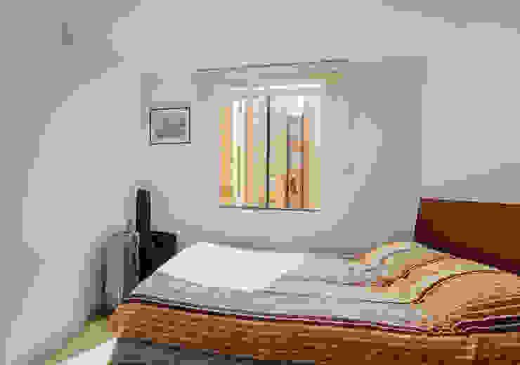Habitación Habitaciones de estilo minimalista de ENSAMBLE de Arquitectura Integral Minimalista
