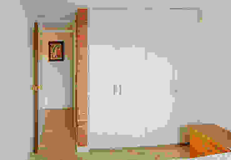 Habitación 1 Después de ENSAMBLE de Arquitectura Integral