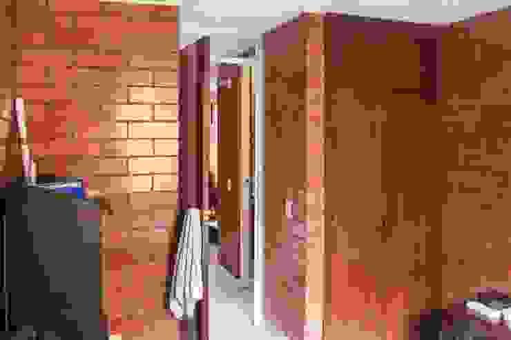 Habitación 2 Antes de ENSAMBLE de Arquitectura Integral