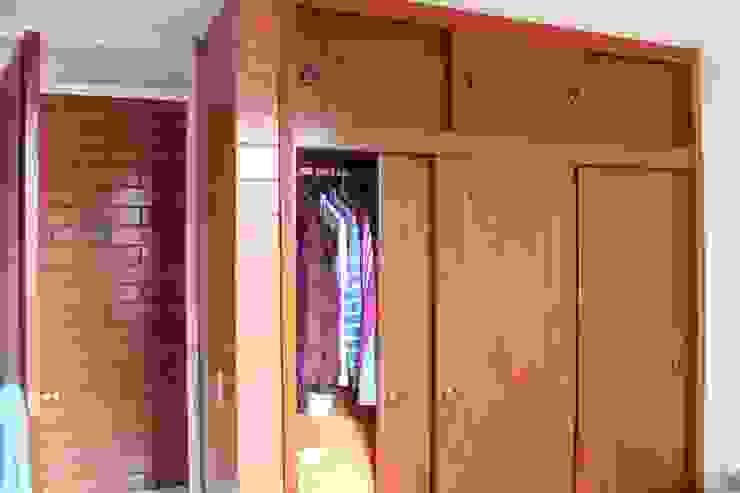 Habitación 1 Antes de ENSAMBLE de Arquitectura Integral