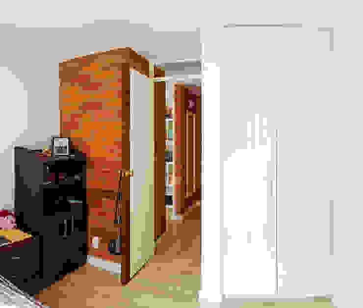 Habitación 2 Después de ENSAMBLE de Arquitectura Integral