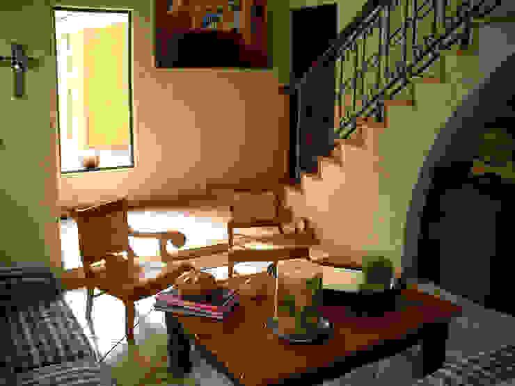 Sala de Lectura y Música Salones coloniales de DIMARQ® espacios arquitectónicos Colonial