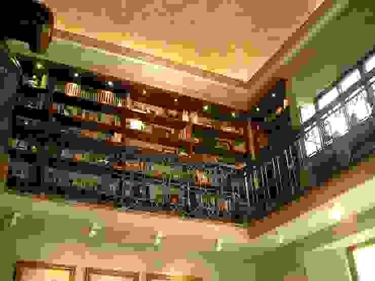 Doble Altura Estudios y despachos coloniales de DIMARQ® espacios arquitectónicos Colonial