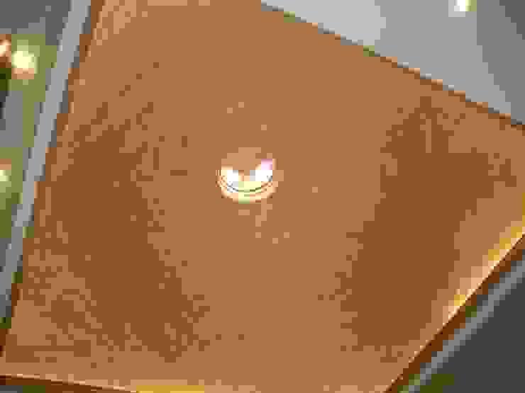 Cúpula de ladrillo con linterna superior para iluminación y ventilación de DIMARQ® espacios arquitectónicos Colonial
